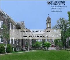 Graduate Program updated