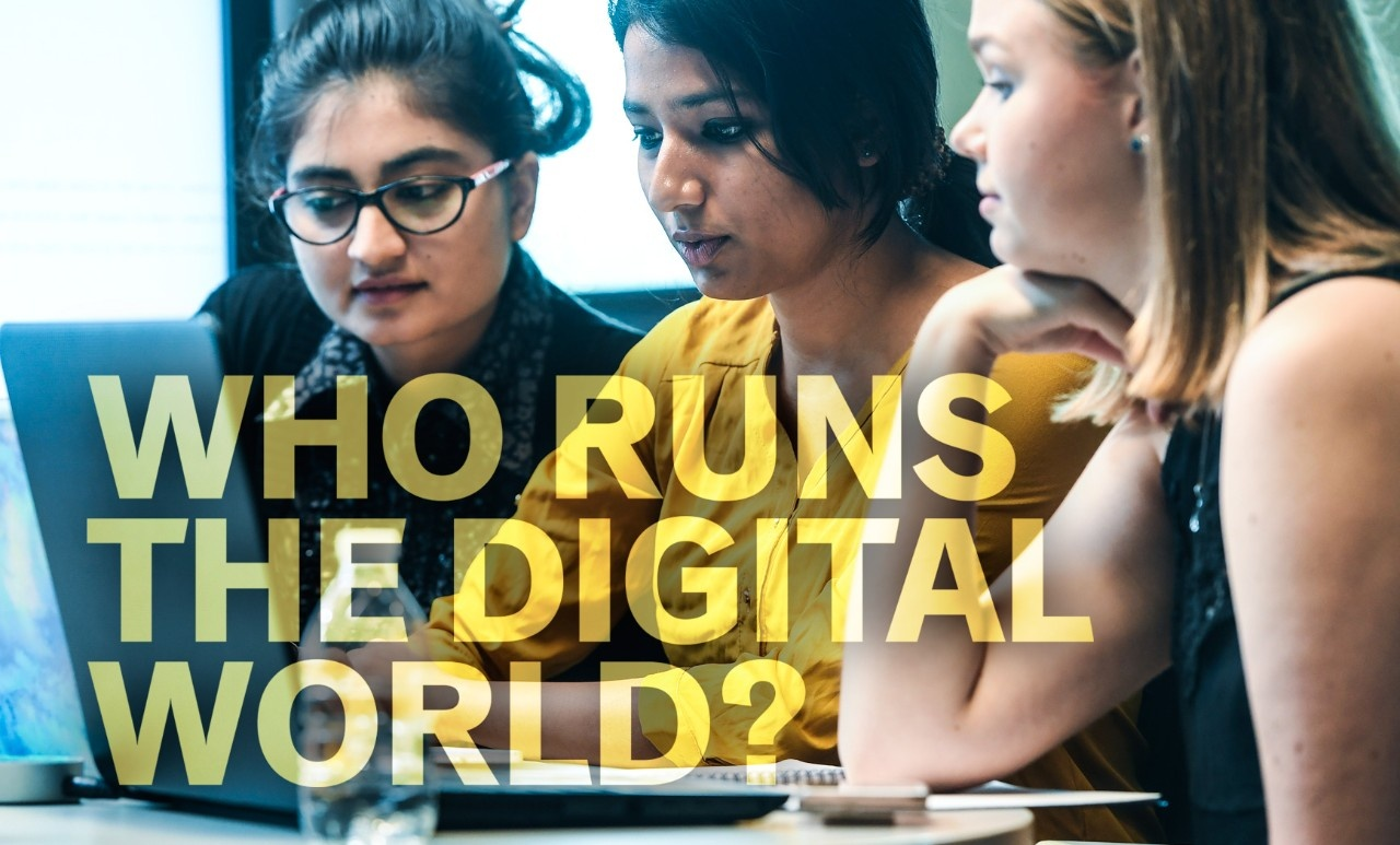 Who runs the digital world?