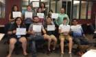 Shad students attend WordPress workshop