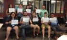 Shad students attend WordPress workshop