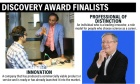 Dal Researchers steal the show at 17th annual Discovery Awards