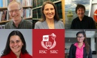 Royal Recognition: Get to know the five Dal researchers newly appointed to the Royal Society of Canada