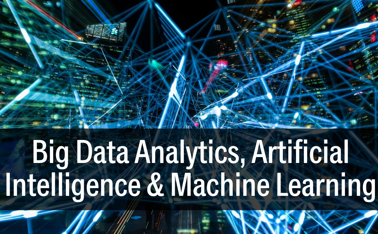 """Big Data Analytics, Artificial Intelligence & Machine Learning button"""