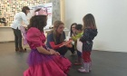"Dal students play ""tooth fairy"" at the Halifax Central Library"