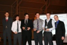 Dal Engineering students win first place at Canadian Engineering Competition