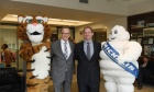MICHELIN CONTRIBUTES $500K TO IDEA PROJECT