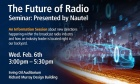 Seminar: The Future of Radio
