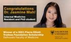 Medicine PhD student named among 2021 Pierre Elliott Trudeau Foundation Scholars