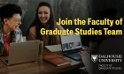 Join our team: Part‑time job opportunities for grad students