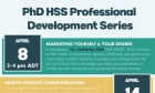 Marketing Yourself & Your Degree