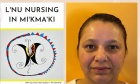 Dawn GooGoo's Information Morning Interview about her new role through Dalhousie's L'nu Nursing Initiative