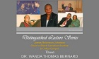 Plan to attend the Distinguished Lecture Series featuring Dr. Wanda Thomas Bernard
