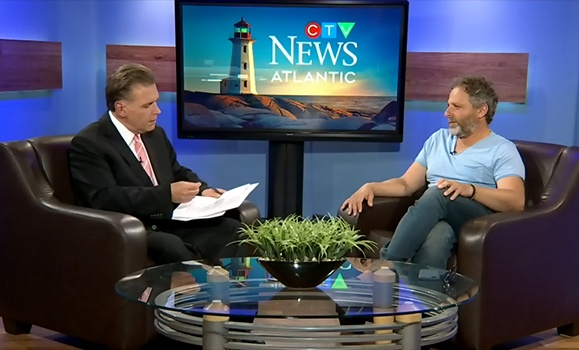 Jeff Karabanow CTV Interview on Housing and Homelessness