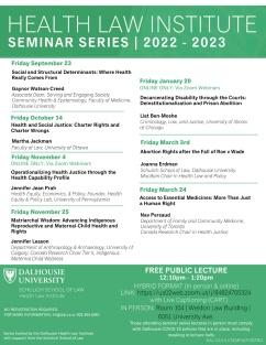 2021 Seminar Series Poster