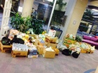 Section B sweeps this year's food drive