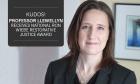 Kudos! Jennifer Llewellyn wins national restorative justice award