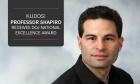 KUDOS! Jonathan Shapiro wins National DOJ Excellence Award