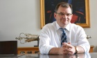 A temporary farewell to Associate Professor William Lahey, now President and Vice‑Chancellor of the University of King's College