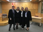 KUDOS! Schulich Law wins the McKelvey Cup again