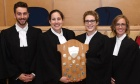 KUDOS! 2018 Smith Shield Moot results
