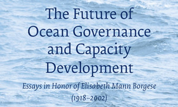 """Marine & Environmental Law Institute Professors ft. in """"The Future of Ocean Governance and Capacity Development"""""""