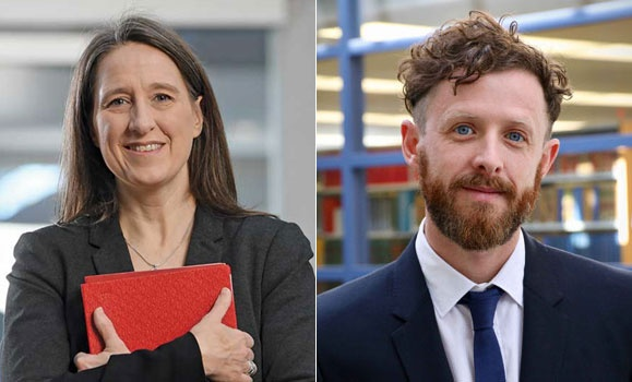 Two law professors recognized with 2019 Dalhousie Legacy Awards