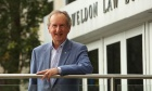 Alumnus Fred Fountain (LLB '74) receives 2019 Weldon Award for Unselfish Public Service