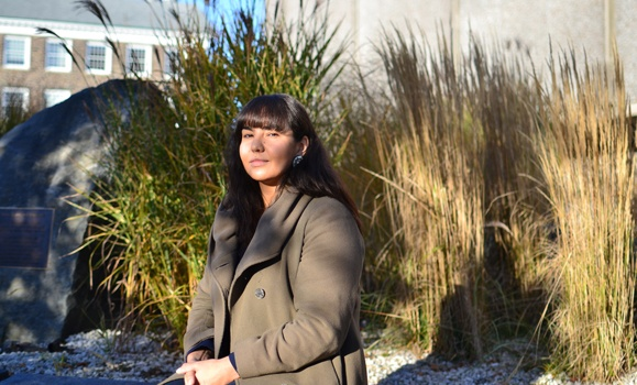 Mi'kmaq law student returns to her roots