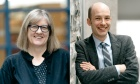 Celebrating Excellence: Diana Ginn and Colin Jackson receive Schulich Law's top teaching awards