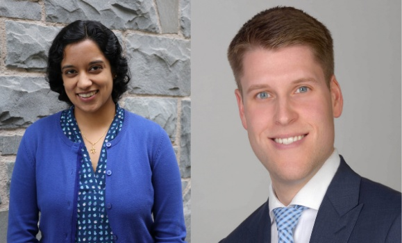 Professors Acharya and Stewart awarded Schulich Law's top teaching honours