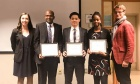 Case competition fosters international student engagement