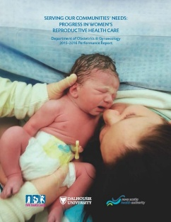 Obstetrics and Gynaecology Report 2015 1