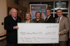 Mr. Richard J. Currie makes significant donation to Dalhousie Medicine New Brunswick