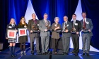 Dal shines at the 2015 Discovery Awards