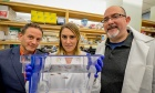 Zebrafish lead Dalhousie researchers to important discoveries in prostate cancer and leukemia
