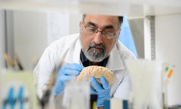 Sultan Darvesh: Revolutionary researcher