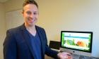 Dal epidemiologist shows probiotics prevent C. difficile in hospital