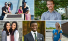 Grad Profiles: Stepping forward while looking back