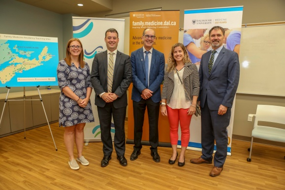 NS Minister of Health announces new family medicine teaching site in North Nova