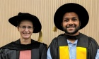 Dalhousie Medicine New Brunswick celebrates first PhD graduate from Research Department