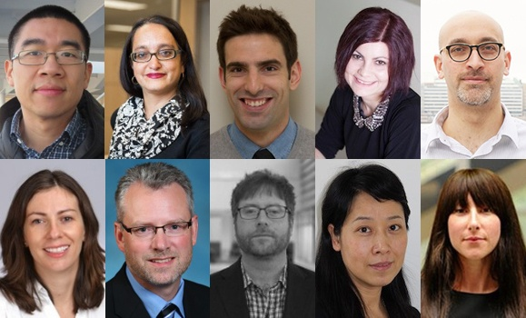 Celebrating Dal's stellar researchers: Meet this year's President's Research Excellence Awards recipients