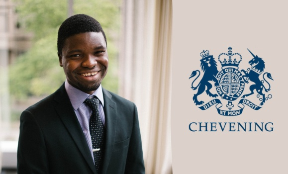 Third‑year resident receives international scholarship to pursue masters at Oxford University