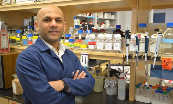 Dr. Shashi Gujar receives Canadian Cancer Society Emerging Scholar Award