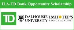 Imhotep-ILA TD Bank Opportunity Scholarship logo
