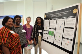 2016 Summer Student Research Scholarship Poster Presentation