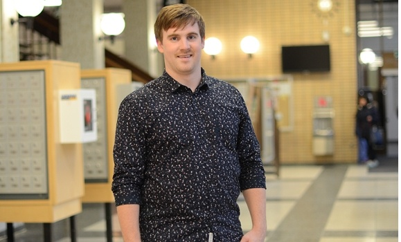 Dal environmental science grad invited to attend 2015 United Nations Climate Change Conference
