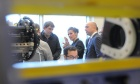 A ministerial ocean sciences tour: Canada's Minister of Science visits campus