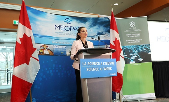 Dal‑hosted MEOPAR Network receives $28.5 million from Government of Canada
