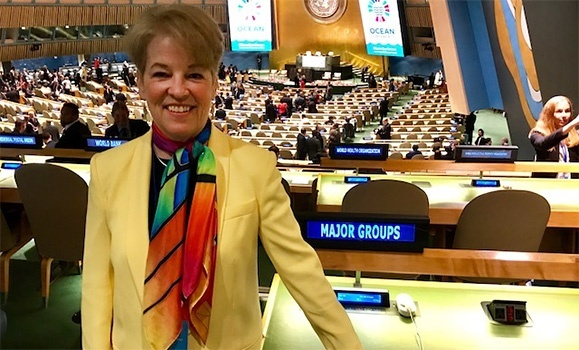 Dal participates at United Nations Ocean Conference