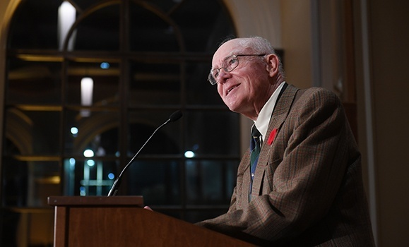 New giving society celebrates Dalhousie's most loyal donors
